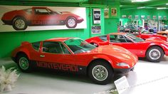 Monteverdi Hai 450 SS Peter Monteverdi built the Hai 450 SS to go head-to-head with the likes of Lamborghini and Ferrari. Sadly, a huge price tag meant it never got beyond the prototype stage.
