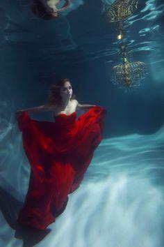 Underwater on Behance