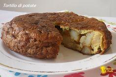 Tortilla di patate (ricetta spagnola)