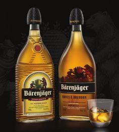 Bärenjäger Honey & Bourbon