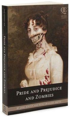Love Jane Austin...the zombie twist makes it hilarious!