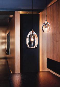 Lampe suspension / contemporaine / en verre / en verre soufflé UNIKA by A L. Due de Fønss & A. Lundqvist  Northern Lighting