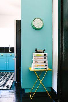 Cozy kitchen details | Black Lacquer Design
