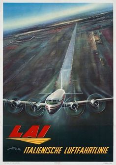 Masterposters, specialist in vintage old collectible original posters Poster Ads, Advertising Poster, Retro, Vintage Airplanes, Art Graphique, Old Ads, Vintage Travel Posters, Cool Posters, Air France