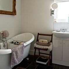 Quirky bathroom | Small bathroom design ideas - 10 of the best | housetohome.co.uk