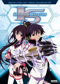 Infinite Stratos Cute Harem With A Mech Twist Watch Free Anime Streaming
