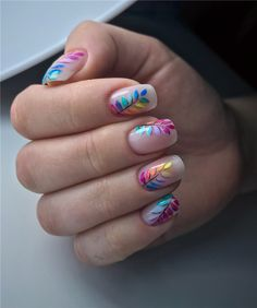 nails shape With 2020 spring coming, are you ready for a new manicure idea? Short nails have always been the most popular nail shape. We have collected 30 trend short nail art designs for Acrylic Nail Designs, Nail Art Designs, Acrylic Nails, Marble Nails, Coffin Nails, Trendy Nails, Cute Nails, Hair And Nails, My Nails