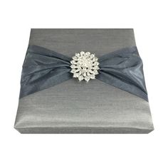 Stylish Invitation Box Used For Invitation Cards That Need That Special Extra Of Bling
