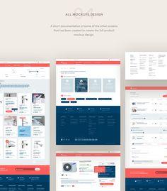 Desivero - UI/UX | Abduzeedo