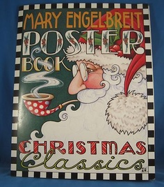 Christmas Classics - coloring posters by Mary Engelbreit