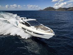 THE BRAND NEW 74 Predator on the Fort Lauderdale International Fishing boat Show, 2018 included by Rick Obey Affiliates boatsforsale boating sail boat tradeins Yacht Boat, Boat Dock, Fort Lauderdale Boat Show, Sunseeker Yachts, Duck Blind Plans, Model Boat Plans, Yacht Builders, Yacht Cruises, Aluminum Boat