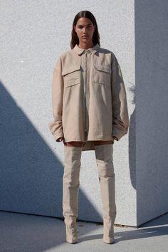 Défilé Kanye West Adidas