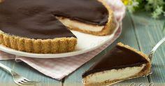 Recept na nepečený tart s čokoládovou polevou, po ktorom neostane ani omrvinka. Čokoláda a mascarpone sú jednou z dvojíc ingrediencií, ktoré nemôžu sklamať
