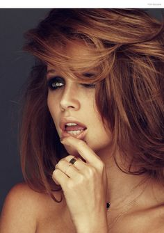 FGR Exclusive | Cailin Russo by Trever Hoehne in Glam Factor