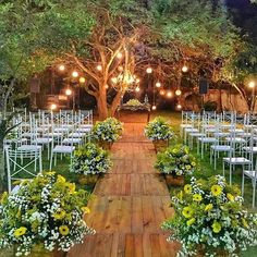"""We had previously discussed """"backyard"""" and """"wedding"""" decorations. This time we will combine a gorgeous garden wedding decor. Are you interested in backyard weddings? Planning this type of wedding may be the good idea for your wedding party. Outside Wedding, Wedding Ceremony, Wedding Venues, Outdoor Ceremony, Small Wedding Receptions, Wedding Sparklers, Wedding Places, Outdoor Wedding Decorations, Wedding Themes"""