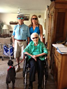 Tonight on NBC Nightly News, @AmyGoyer on her decision to move her parents out of assisted living and into her home.