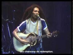 Bob Marley - Redemption Song (STFr)