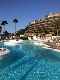 Take a dip in the large swimming pool of the Anfi Beach Club during your stay in Gran Canaria part of the much adored Canary Islands. #Anfi #GranCanaria #Timeshare http://www.timeshare-hypermarket.com/anfi-beach-club.aspx