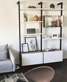 Shelving, Home Decor, Libraries, Shelves, Decoration Home, Room Decor, Shelving Units, Home Interior Design, Shelf