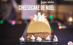 Cheesecake de Noël à la mangue Mauritian Food, Trifle, Cheesecakes, Macarons, Birthday Candles, Biscuits, Pudding, Cooking, Healthy
