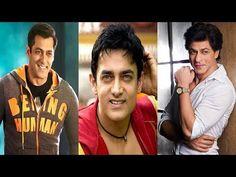 সালমান আমির না শাহরুখ খান - বলিউডে কে বেশি জনপ্রিয় !! Latest Bollywood News