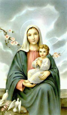 @solitalo La Madre María es una Maestra Ascendida del Rayo Verde de la Hermandad Blanca. Usted es un ser divino, valorado y amado, un ser capaz del éxito y de la felicidad. Este es el tiempo de su…