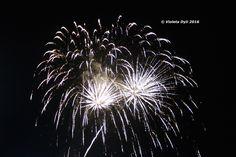 Fuochi d'artificio di Rivazzurra , estate 2016