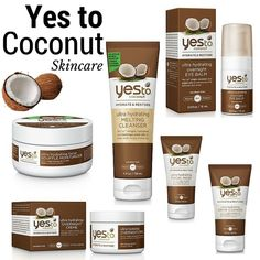 New Yes To Coconut Skincare for Spring 2016   http://www.musingsofamuse.com/2016/01/new-yes-to-coconut-skincare-for-spring-2016.html