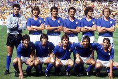Italy 1982.