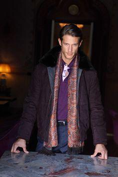 Uomo Collezioni showed autumn-winter collection