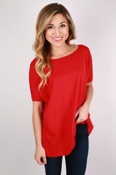 We love PIKOs and we love this new short sleeve style!