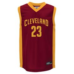 4cb5cea9e Cleveland Cavaliers Youth Athletic Jerseys XL