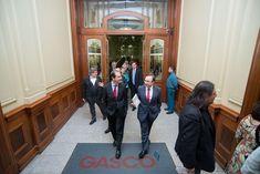David Domb Cario Inauguración Sala Gasco