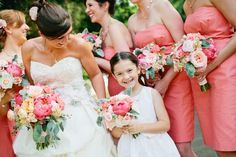 Wedding Magazine - A Nashville wedding at Historic Cedarwood, with an emotional first-look moment and pretty pink details
