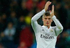 """Toni Kroos: """"Waan Ku Saxnaa In Aan Ku Biiro Real Madrid"""""""