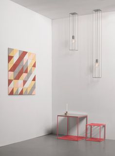 LINES Lamps on Behance by Dan Vakhrameyev