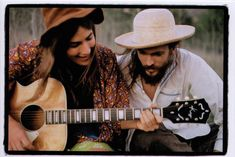 Jade Castrinos & Alex Ebert of Edward Sharpe and the Magnetic Zeros... Sad they aren't together anymore