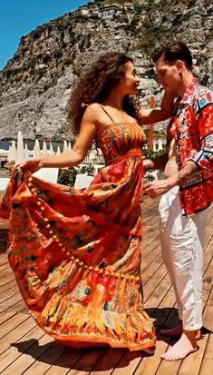 Ibiza Fashion, Sari, Boho, Style, Saree, Swag, Bohemian, Saris, Outfits