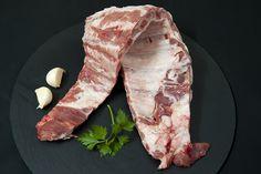 Costillas de cerdo. www.puenterobles.com
