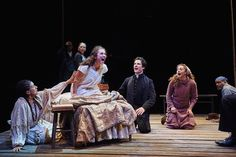 DO NOT miss this phenomenal production of THE CRUCIBLE at Cleveland Play House! REVIEW -> http://www.examiner.com/review/crucible-bewitches-audiences-at-cleveland-play-house