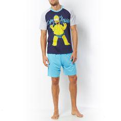 Pijama para Homem, Simpsons | La Redoute