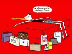 Les paresseuses - Soledad shopping