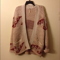 Free people sweater cardigan! brand new with tag! Free People Sweaters Cardigans