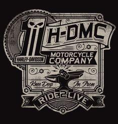 Harley-Davidson Illustrations #harleydavidsonsporster