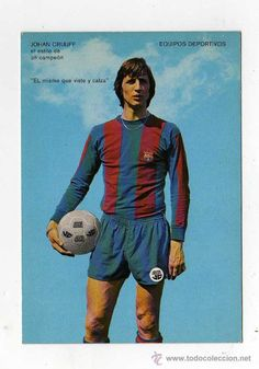 Johan Cruyff - the genius of football