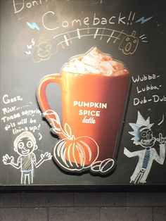 So, Starbucks has their Pumpkin Spice Latte back again, and of course I'm like any other stereotypical white girl (minus the nasty ugg boots) who loves it. I just had to post this bc I live in a college town and I was dying laughing about what it says. I was told they've already had a complaint by a sorority chick. As much as I hate supporting huge franchises and chains, and I'd rather support small local coffee shops when I can, THIS Starbucks gets an A➕ from me this Fall season. :)
