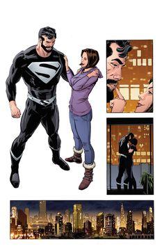 """From """"Lois & Clark"""" by Dan Jurgens"""
