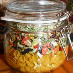 Three Soup Mix in a Jar Recipes - Gifts from the Kitchen Dry Soup Mix, Soup Mixes, Mason Jar Mixes, Mason Jars, Jar Gifts, Food Gifts, Canning Recipes, Soup Recipes, Freezer Recipes