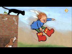 ▶ Jan heeft nieuwe rode laarzen (digitaal prentenboek) - YouTube