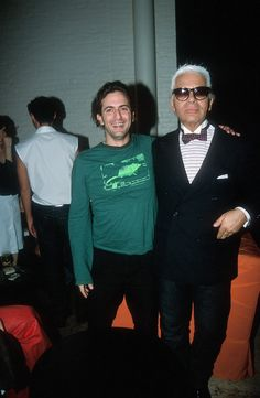 Marc and Karl